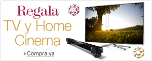 Regala TV y Home Cinema