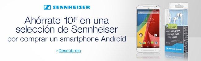 Promoción de Sennheiser