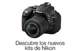 Nuevos kits de Nikon