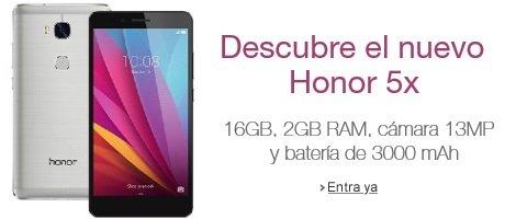 Nuevo Honor 5x