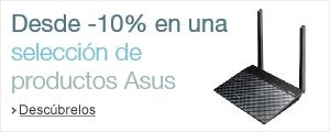 -10% en una selecci�n de Asus