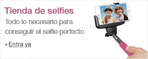 Tienda de selfies