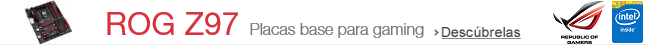Asus Placas base