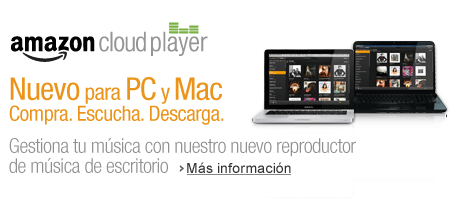 Cloud Player para PC y Mac