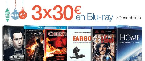 3x30� en Blu-ray