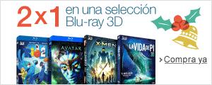 2x1 en Blu-ray 3D