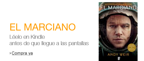 El Marciano en Kindle