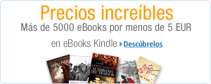 eBooks Kindle a precios increbles