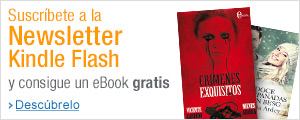 Suscr�bete a la Newsletter Kindle Flash