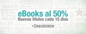 eBooks a mitad de precio