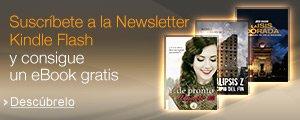 Suscríbete a la Newsletter Kindle Flash