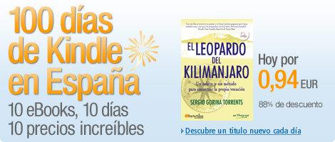El leopardo del Kilimanjaro - 100 días de Kindle