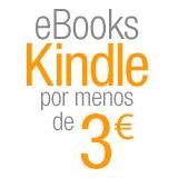 eBooks por menos de 3€