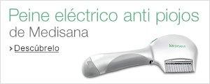 Peine el�ctrico anti piojos Medisana