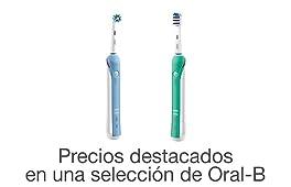 Descubre la selección de Oral-B con precios destacados