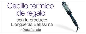 Cepillo t�rmico de regalo con tu producto Llongueras Bellissima