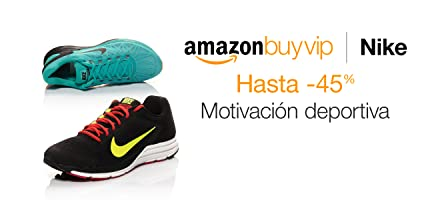Nike  hasta -45% en Amazon BuyVIP