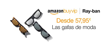 Ray-Ban hasta -35% en Amazon BuyVIP