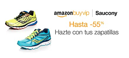Saucony  hasta -55% en Amazon BuyVIP