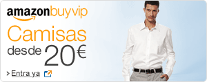 Camisas desde 20eur en Amazon BuyVIP