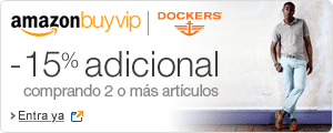 Dockers en Amazon BuyVIP