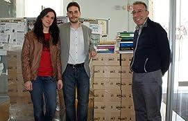 Donaci�n de libros en San Fernando de Henares