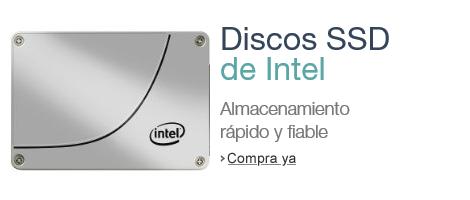 Discos SSD Intel