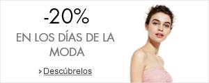 -10% en los d�as de la moda