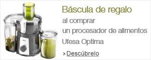 B�scula de regalo al comprar tu procesador de alimentos Bosch