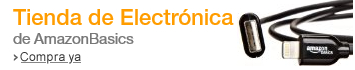 AmazonBasics Electronica
