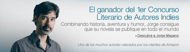El ganador del 1er Concurso Literario de Autores Indies