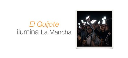 El Quijote 400 aniversario
