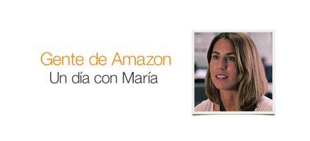 Gente de Amazon: María