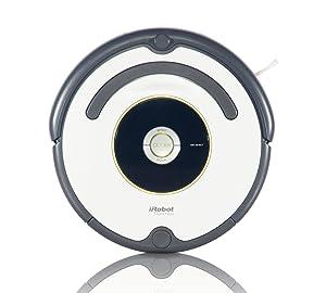 iRobot Roomba aspirador robot aspiradora suelos limpieza navegación iadapt