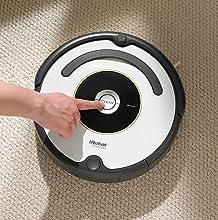 iRobot Roomba aspirador robot aspiradora suelos limpieza navegación iadapt fácil