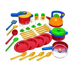 klein 9194 emma 39 s kitchen juego de utensilios de cocina On fabricantes de utensilios de cocina de plastico