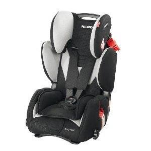 Recaro young sport silla de coche grupo 1 2 3 color grafito - Silla bebe sparco ...