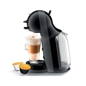 KRUPS KP1208 Nescafe Dolce Gusto Coffee Maker Mini Me in Black & Gray eBay