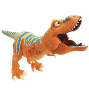 Dinotren - Boris Tyrannosaurus T-Rex interactivo (TOMY LC53108CS)