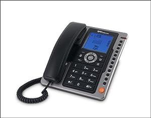 Amazon.es: Teléfono fijo gran pantalla SPCtelecom 3604N