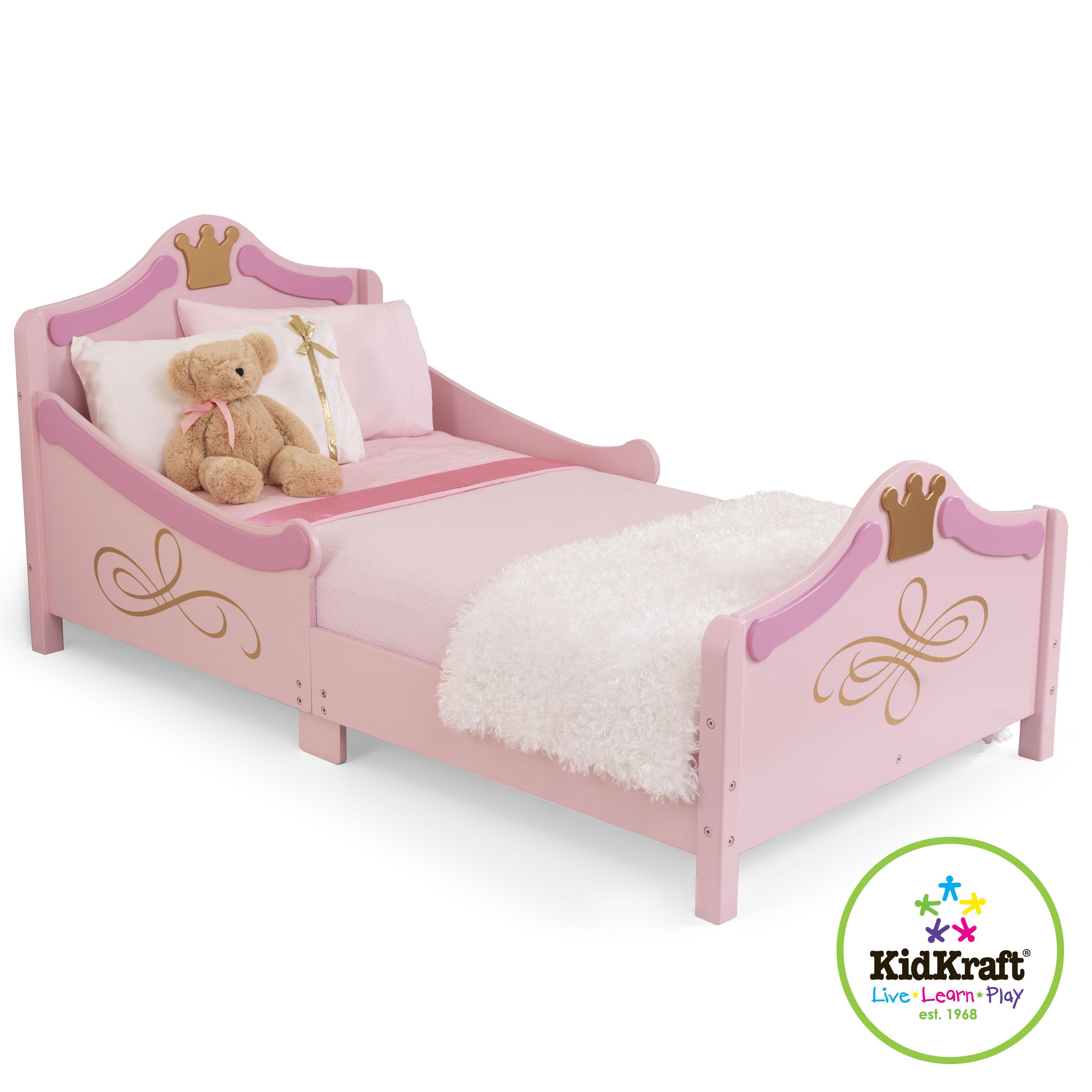 Kidkraft cama estilo princesa 76139 hogar - Cama princesa nina ...