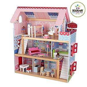 kidkraft, chelsea, casa de muñecas chelsea, casa de muñecas kidkraft,