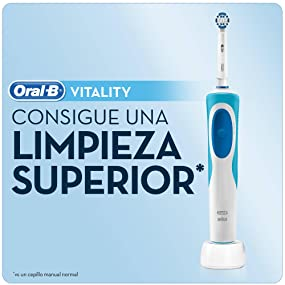 Oral-B Vitality Precision Clean - Cepillo de dientes eléctrico