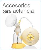 Accesorios de lactancia