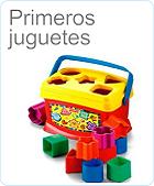 Primeros juguetes