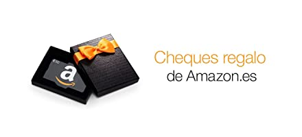 Cheques regalo de Amazon.es