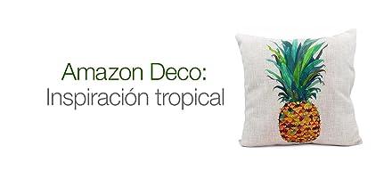 Amazon Deco: inspiración tropical