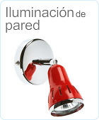 Iluminación de pared