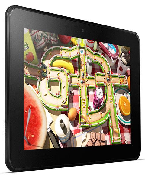 El tablet Kindle más potente