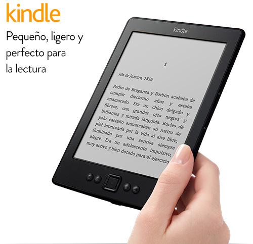 Kindle: presentaci�n